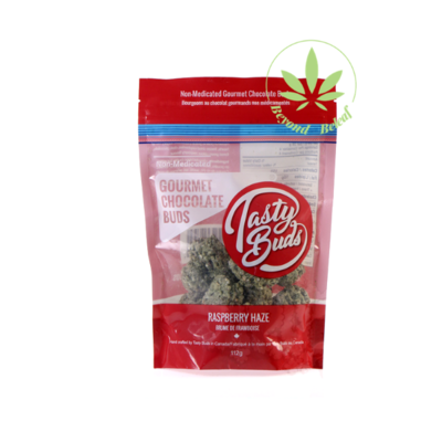 TASTY BUDS TASTY BUDS NON-MEDICATED CHOCOLATE BUDS - 112gram PACK