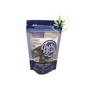TASTY BUDS TASTY BUDS NON-MEDICATED CHOCOLATE BUDS - 28gram PACK