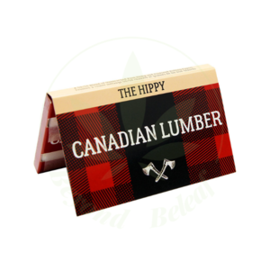 "CANADIAN LUMBER CANADIAN LUMBER 50/50 BLEND 1"" ROLLING PAPERS - 100 PACK"