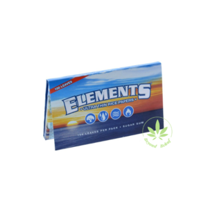 ELEMENTS ELEMENTS SINGLE WIDE DOUBLE PACK - 100 PER PACK