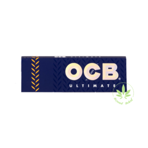 OCB OCB ULTIMATE REGULAR ROLLING PAPERS - 50 PACK