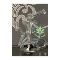 JACK BLEW GLASS JACK BLEW GLASS CORNERCYCLER (JET BLACK)
