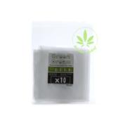 "GREEN DREAM GREEN DREAM 10-PACK ROSIN BAGS (2.5"" x 4"")"