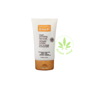 NORTH AMERICAN HEMP CO. NORTH AMERICAN HEMP CO. EXFOLIATING FACE SCRUB