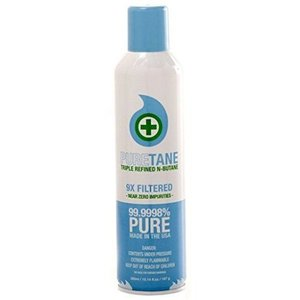 PURETANE PURETANE 99.9998% PURE BUTANE 300ml BOTTLE