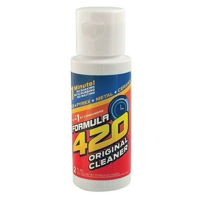FORMULA 420 FORMULA 420 2oz BOTTLE ORIGINAL 420 CLEANER