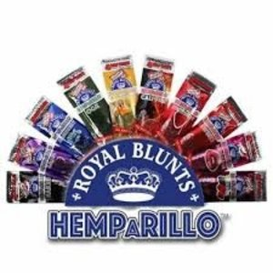 ROYAL BLUNT ROYAL BLUNT HEMP WRAPS - PACK OF 4