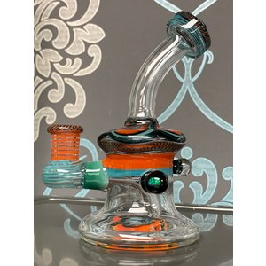 LERMA GLASS LERMA GLASS DOT STACK MINITUBE W/ MILLI