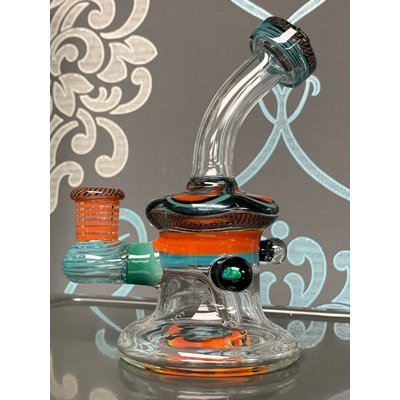 LERMA GLASS LERMA GLASS DOT STACK MINITUBE W/ MILLI