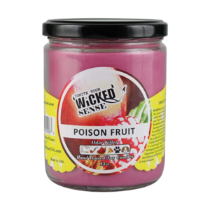 WICKED SENSE WICKED SENSE SOY CANDLE - POISON FRUIT