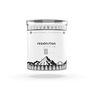 RESOLUTION RESOLUTION COTTON SWABS PACK OF 110