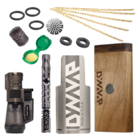 "DYNAVAP DYNAVAP ""M"" 2020 FULL KIT W/ DYNACOIL (WALNUT)"