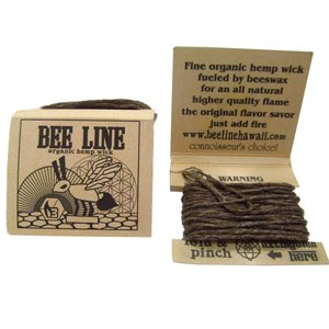 BEE LINE BEE LINE THIN HEMP WICK - 9 FT ROLL