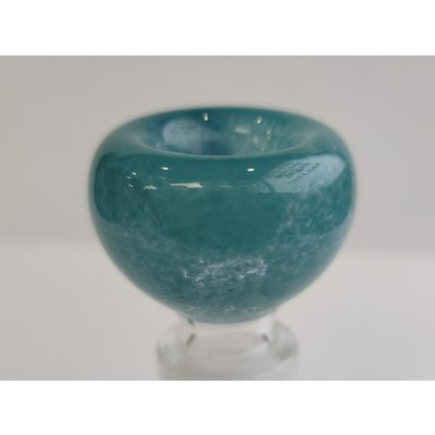 DAYTON Z GLASS DAYTON Z GLASS 14mm BLUE FRIT BOWL