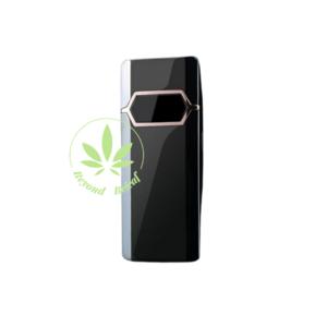 GENERIC USB TWIN ARC ELECTRONIC LIGHTER - BLACK