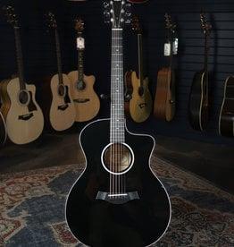 Taylor Taylor 214ce-BLK DLX Acoustic Electric