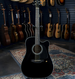 Takamine GD30CE-BLK Acoustic Electric