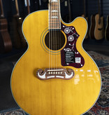 Epiphone Epiphone EJ-200SCE (Solid Top) Jumbo Acoustic Electric