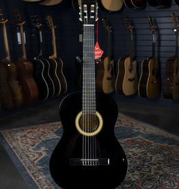 Squier Squier SA-150 Classical Stained Hardwood Fingerboard Black Acoustic