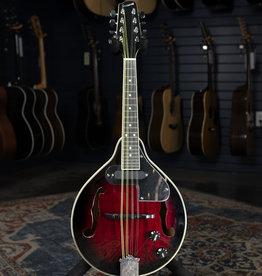 Savannah SA-115-E A-Model Mahogany Electric Mandolin