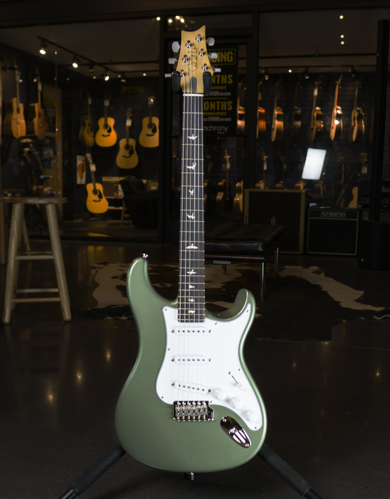 PRS PRS Silver Sky JM Orion Green Rosewood Electric Guitar