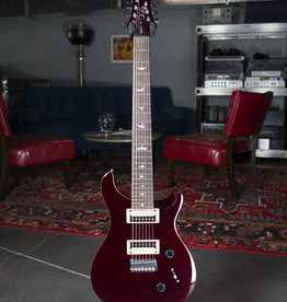 PRS PRS SE SVN Black Cherry Electric