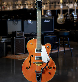 Gretsch Gretsch G5420T Electromatic Hollow Body Single-Cut with Bigsby, Orange Stain Electric