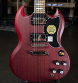 Epiphone Epiphone Vintage G-400 Worn Cherry Chrome Hardware
