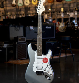 Squier Squier Affinity Series Stratocaster HSS, Laurel Fingerboard, Slick Silver