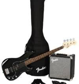 Squier Squier  Affinity Series Precision Bass PJ Pack, Laurel Fingerboard