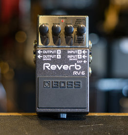 Boss Boss RV-6 Digital Reverb Pedal