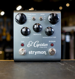 Strymon Strymon El Capistan dTape Echo Pedal