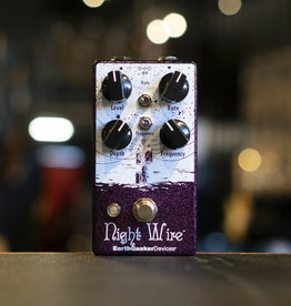 EarthQuaker Devices EarthQuaker Devices Night Wire V2 Harmonic Tremolo Pedal