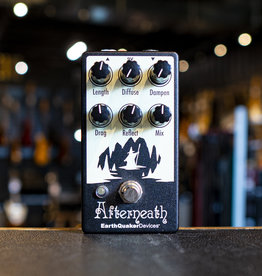 EarthQuaker Devices EarthQuaker Devices Afterneath V2 Reverb Pedal