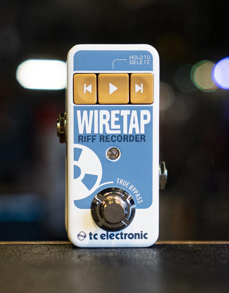 TC Electronic TC Electronic WireTap Riff Recorder Pedal