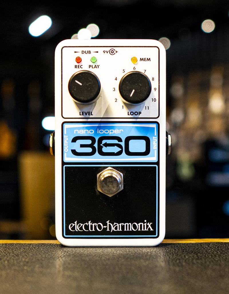 Electro-Harmonix Electro-Harmonix Nano Looper 360 - Looper Pedal