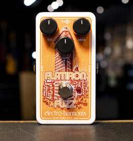 Electro-Harmonix Electro-Harmonix Flatiron Fuzz Classic Op-Amp Powered Fuzz/Distortion