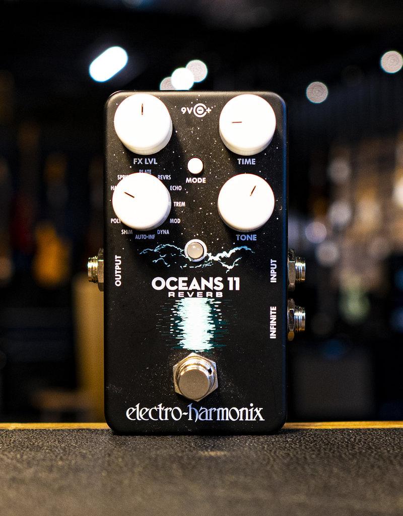 Electro-Harmonix Electro-Harmonix Oceans 11 Reverb Pedal