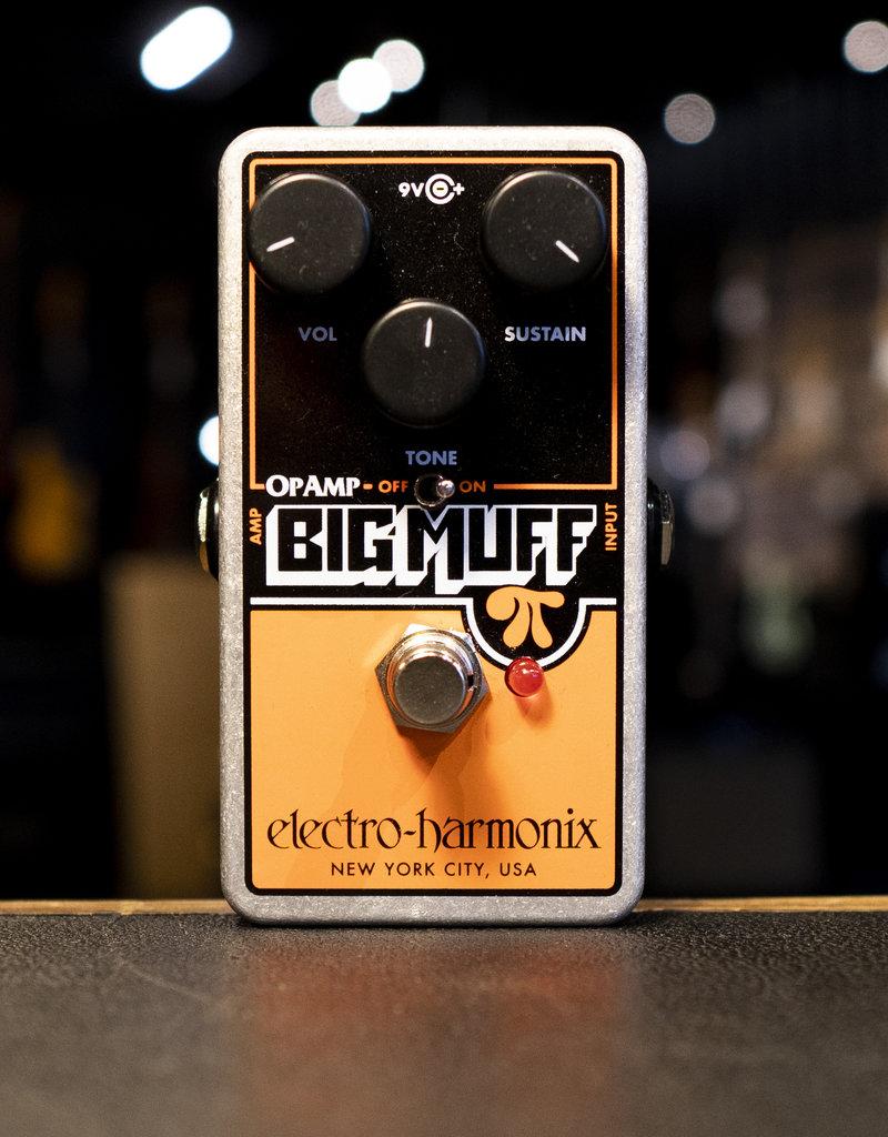 Electro-Harmonix Electro-Harmonix Op-amp Big Muff Pi Fuzz Pedal