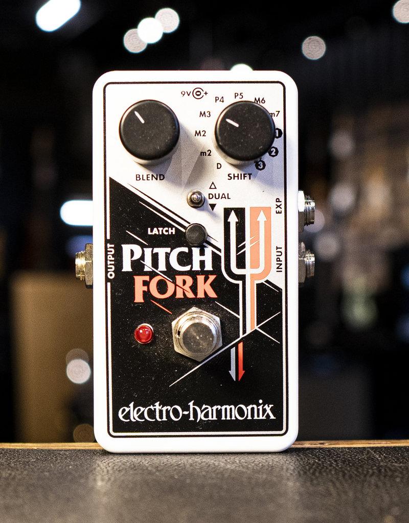 Electro-Harmonix Electro-Harmonix Pitch Fork Polyphonic Pitch Shift Pedal