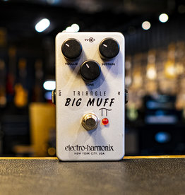 EarthQuaker Devices Electro-Harmonix Triangle Big Muff