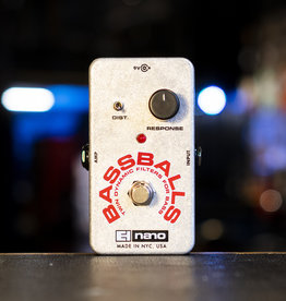 Electro-Harmonix Electro-harmonix Nano Bassballs Pedal