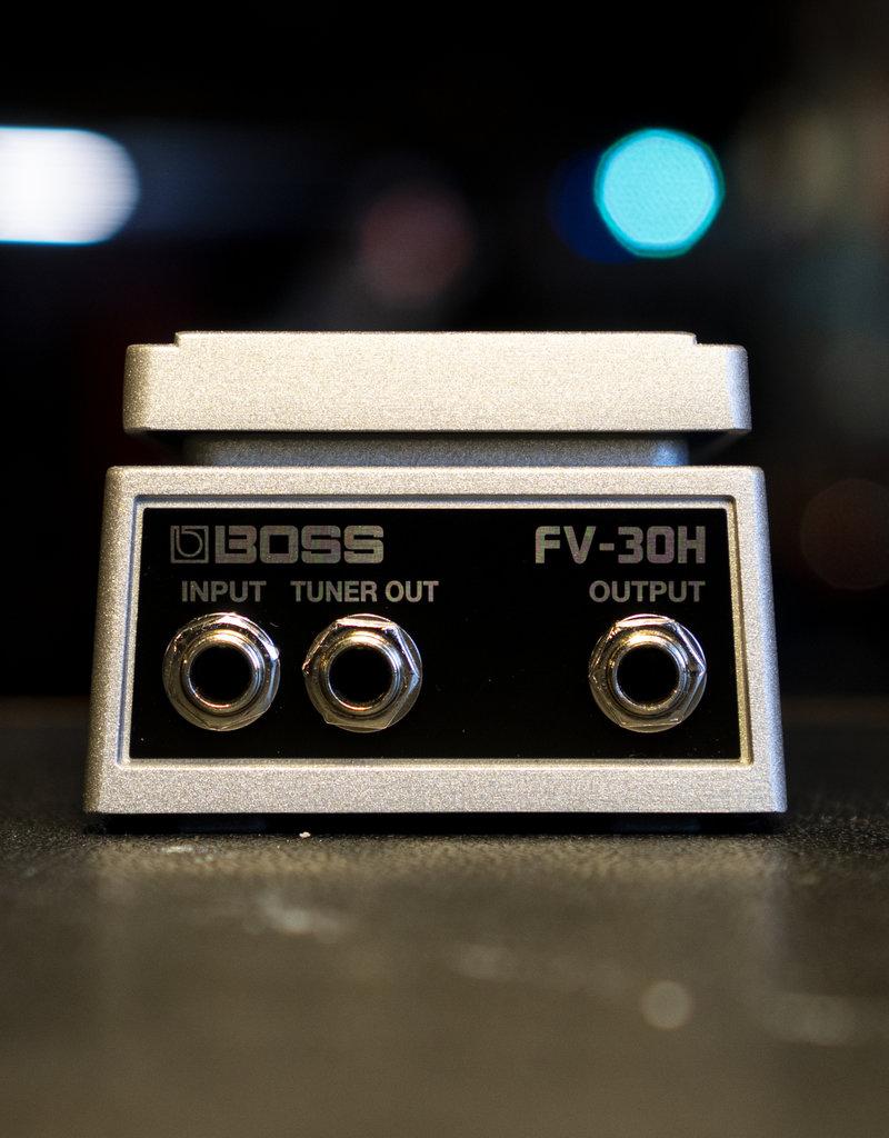 Boss Boss FV-30H Foot Volume Pedal - Hi Z