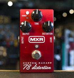 MXR MXR M78 Custom Badass '78 Distortion Pedal