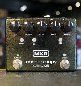MXR MXR M292 Carbon Copy Deluxe Analog Delay Pedal