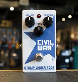 Stomp Under Foot Stomp Under Foot Civil War Pedal