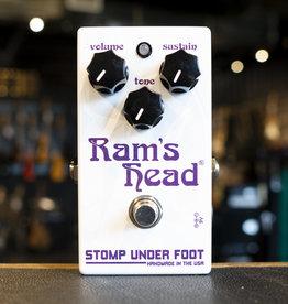 Stomp Under Foot Stomp Under Foot Ram's Head Pedal