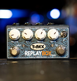 T-Rex T-Rex Replay Box True Stereo Delay Pedal