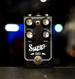 Supro Supro 1304 NOS Fuzz Pedal