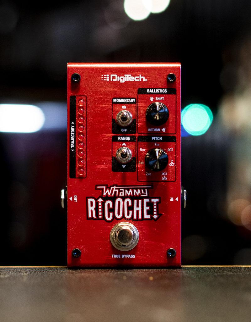 Digitech DigiTech Whammy Ricochet Pitch Shift Pedal